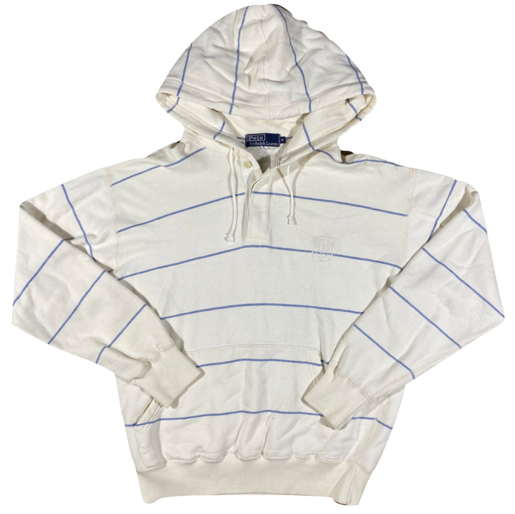 90s Polo crest hoodie small