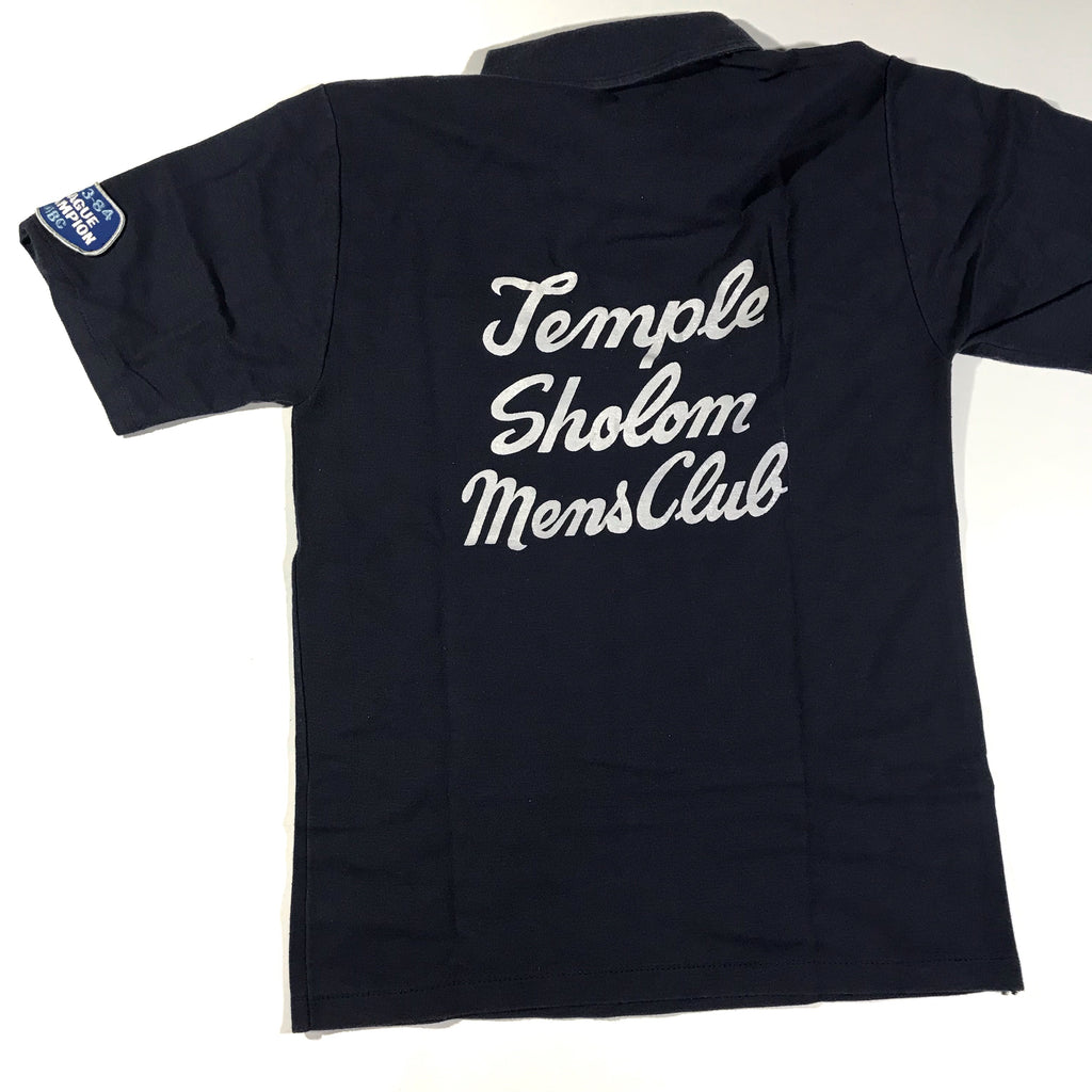 1984 Temple shalom league champ polo. medium