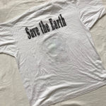90s Save the earth. XL