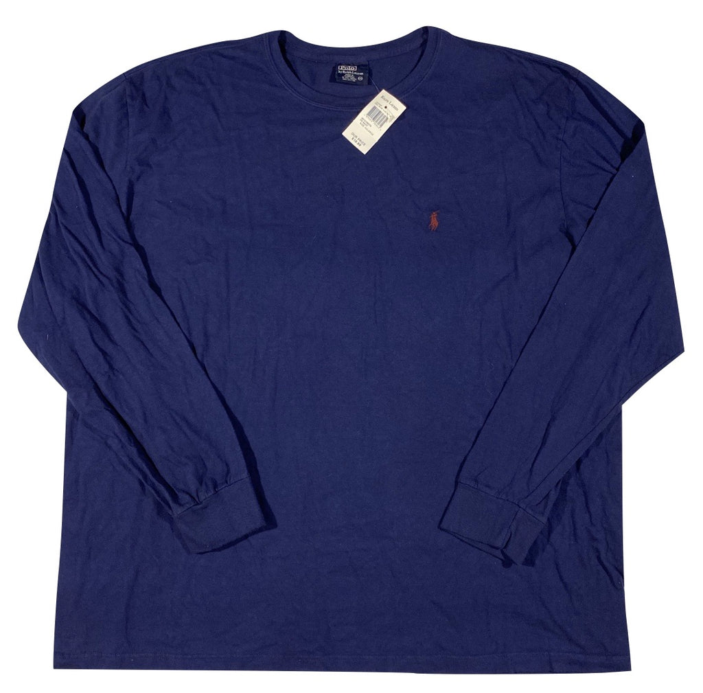 Polo long sleeve shirt XXL