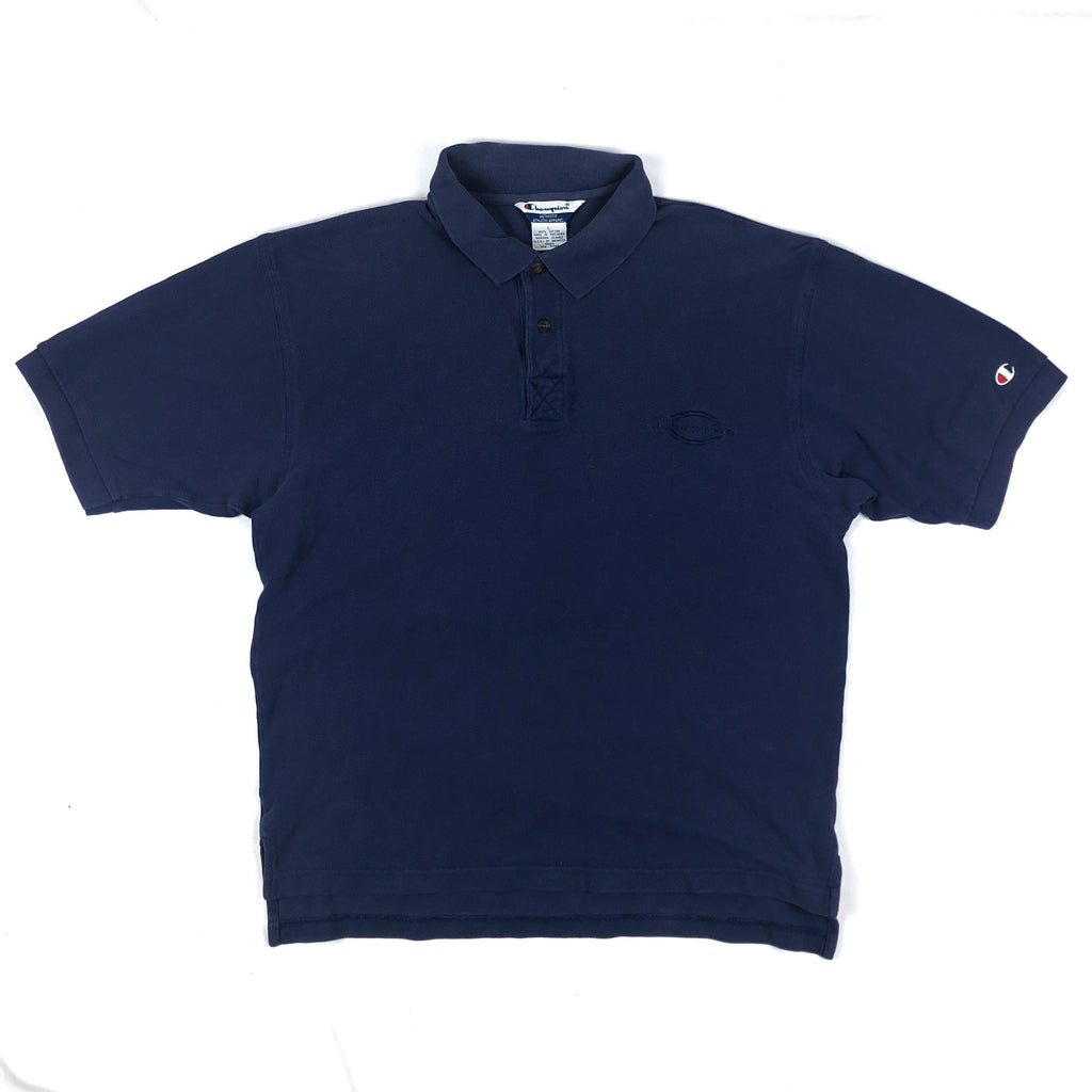 Champion embroidered Polo Shirt