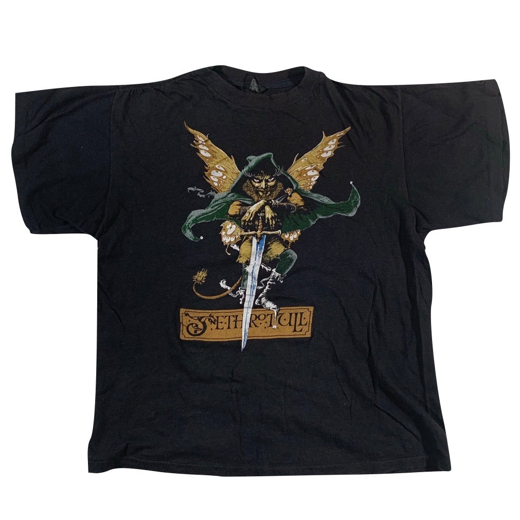 1980's Jethro Tull tee. Made in USA. M fit.