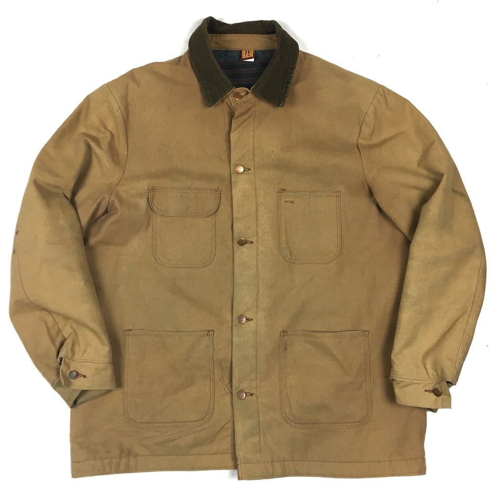 Big Ben Wool Lined Field Coat