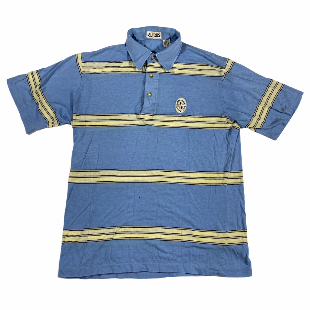 80s North jersey country club polo large