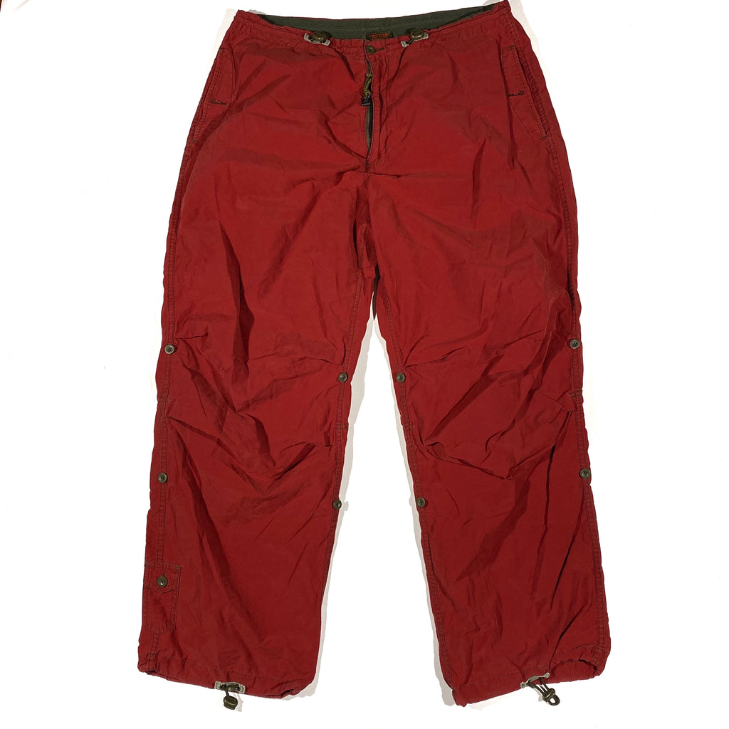 Abercrombie cynch tech pants. XL