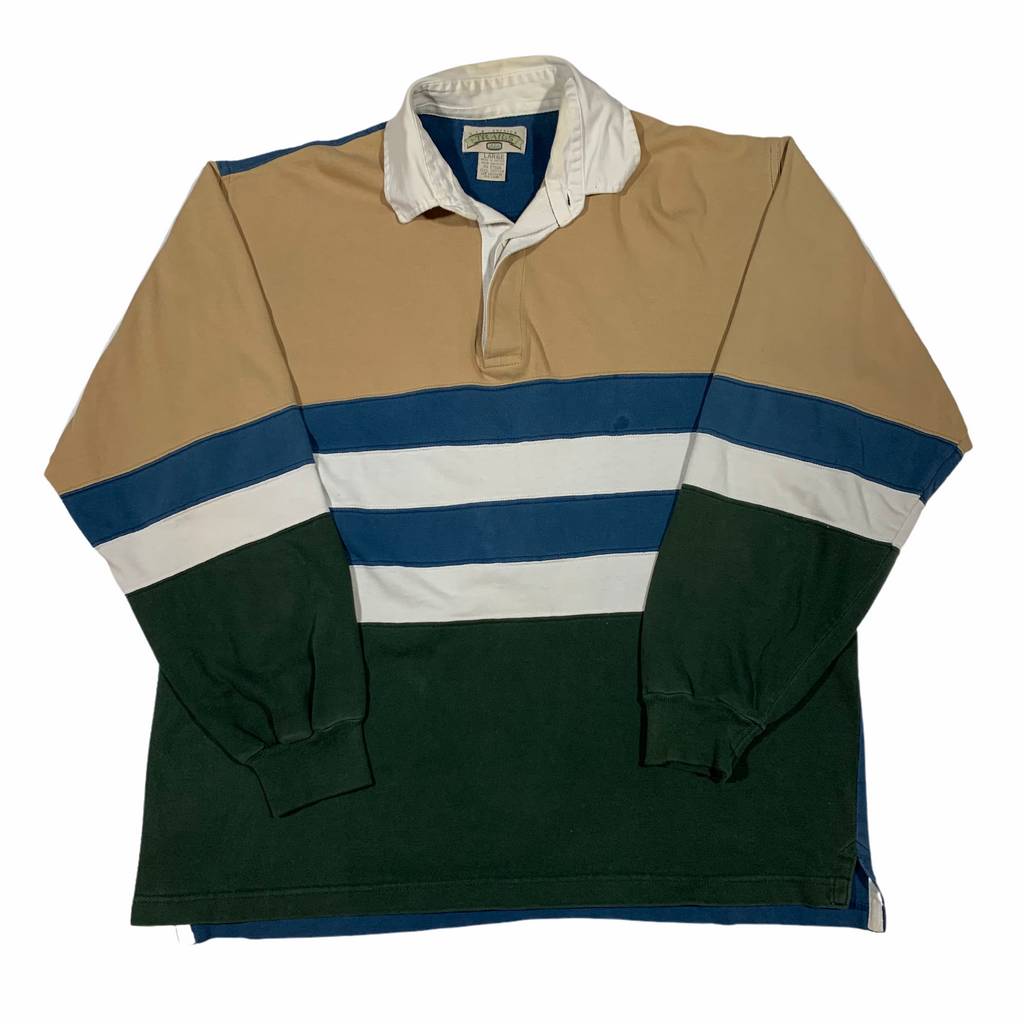 1990's Trails rugby. M/L.