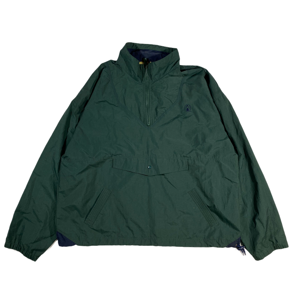 Coleman embroidered anorak light jacket. XL