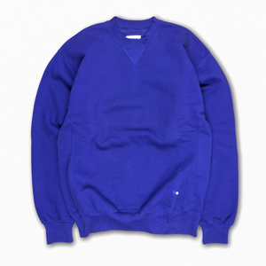 1990's Russell Athletics Heavyweight Crewneck Purple
