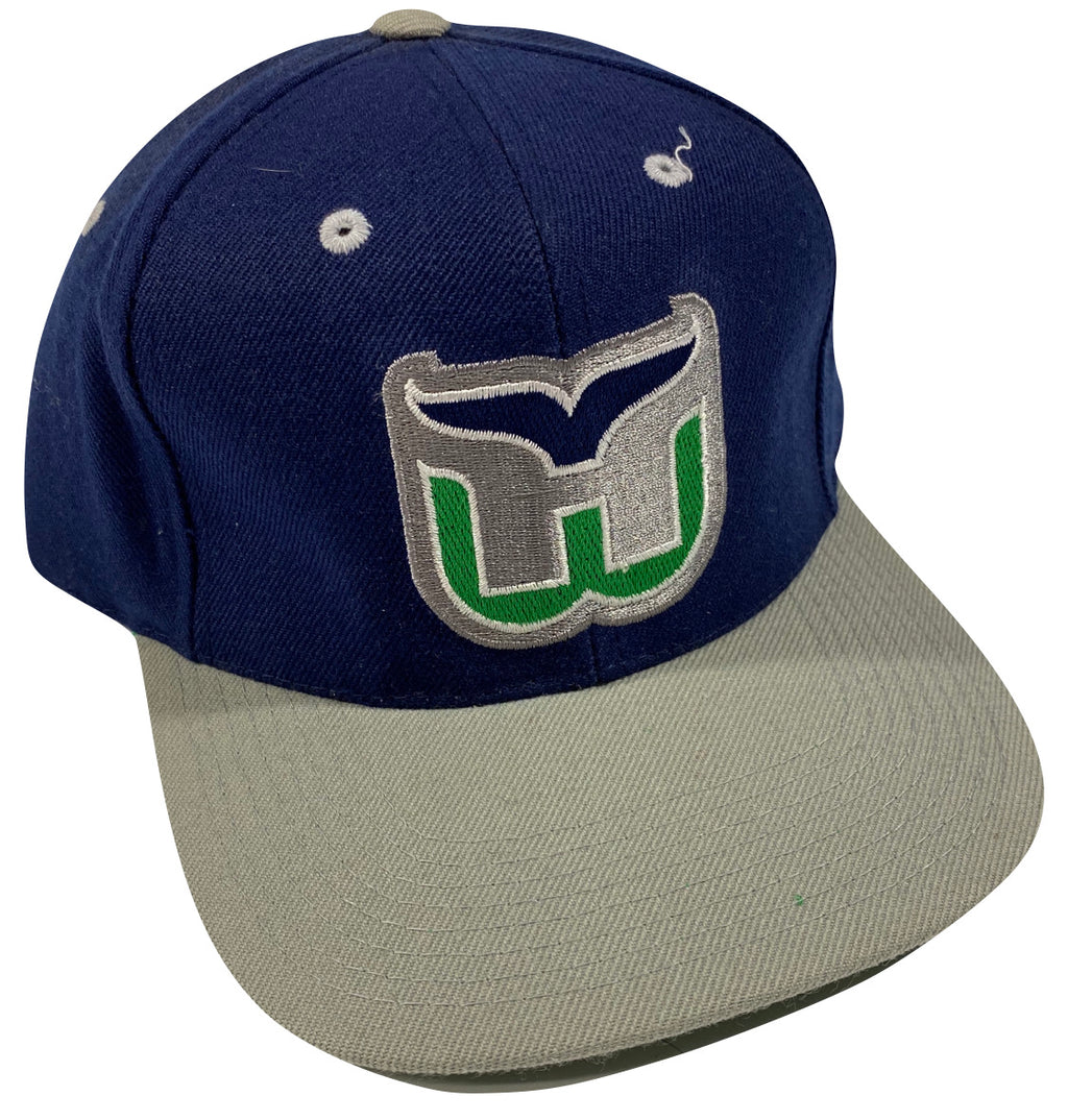 Whalers snapback hat