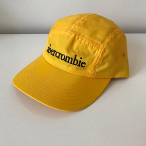 Abercrombie 5 panel hat. made in usa