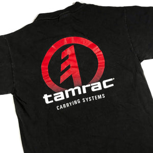 90s Tamrac tee camera bag company. medium