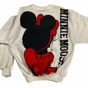 80s Minnie mouse sweatshirt. large