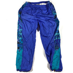 90s starry trackpants. XL