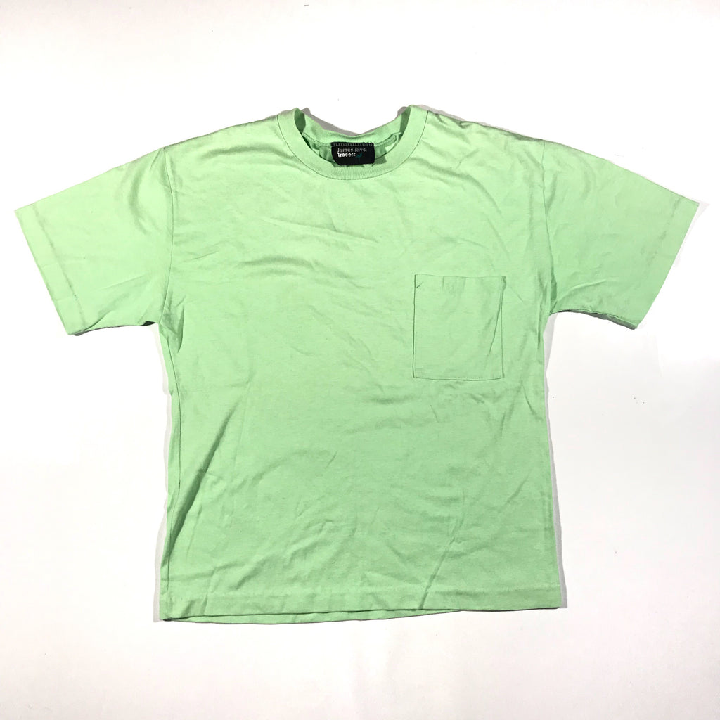 90s Mint Pocket tee. S/M