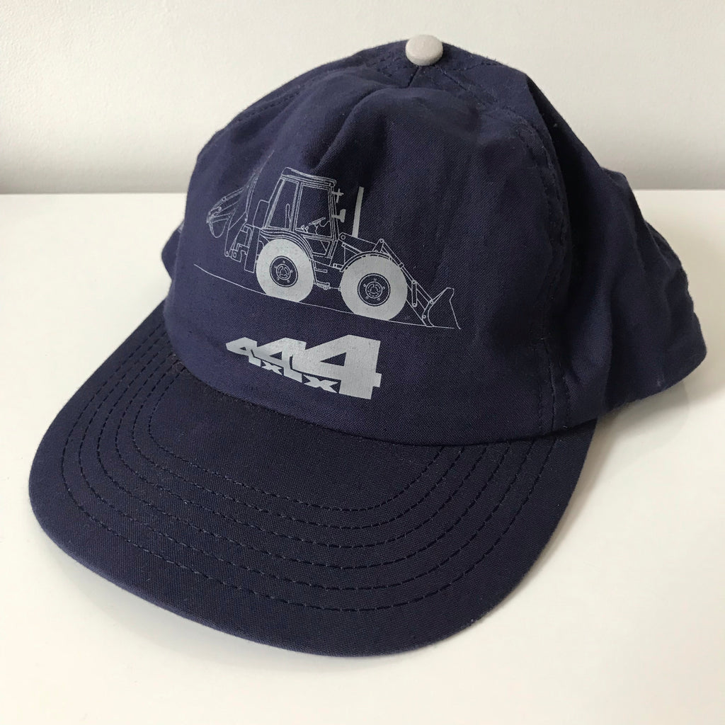 4x4 excavator hat. made in usa