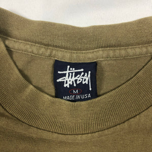 90s Stussy Worldwide shirt