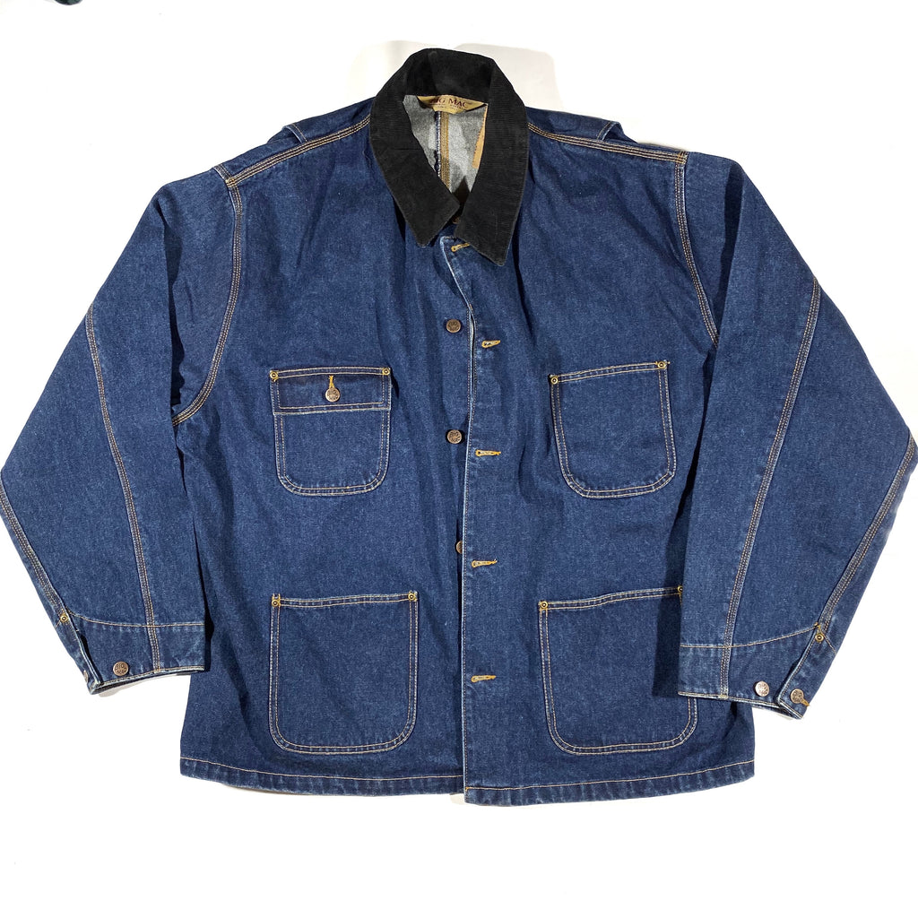 Big mac denim work jacket. XXL