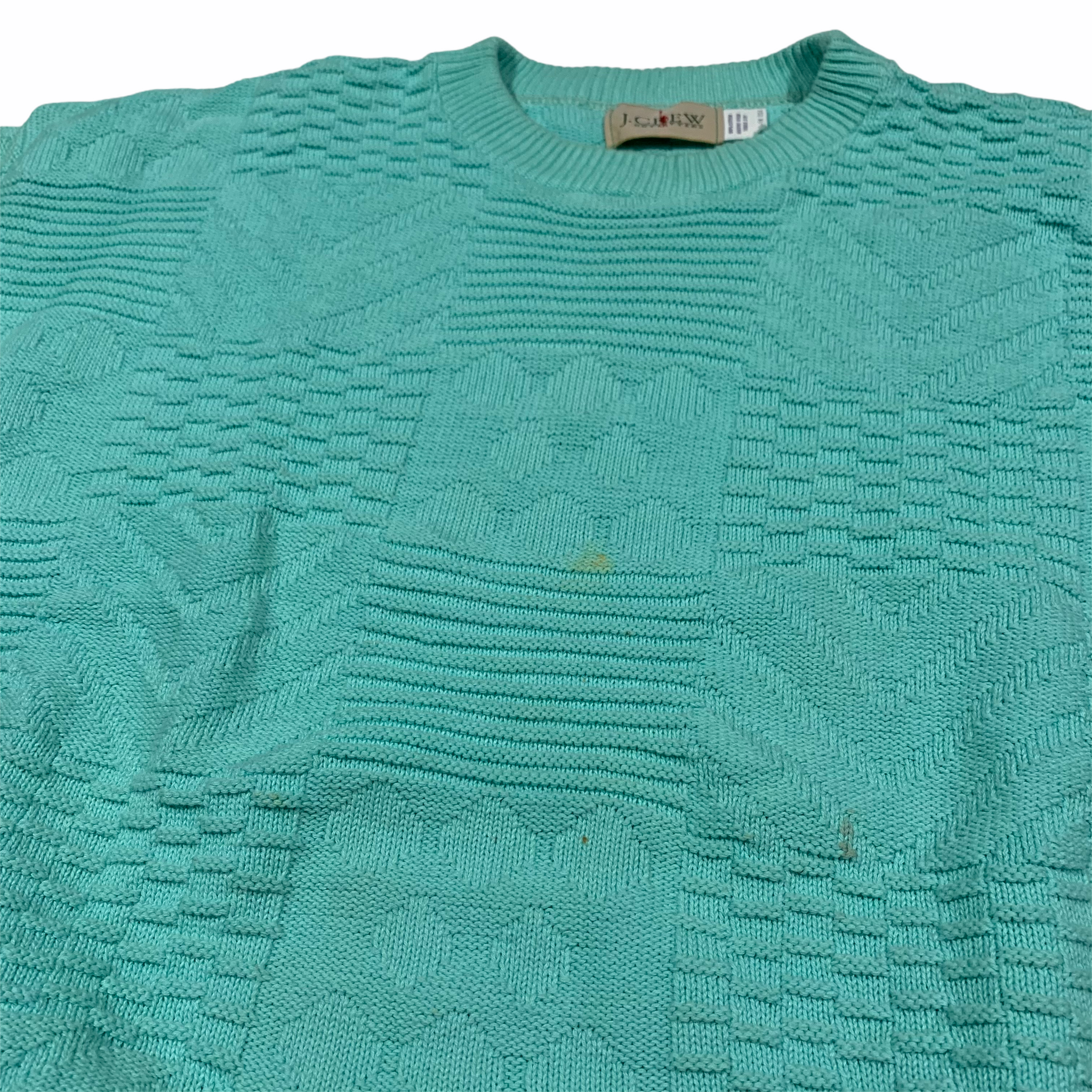 80's/90's J. Crew sweater. Made in USA. L/XL.