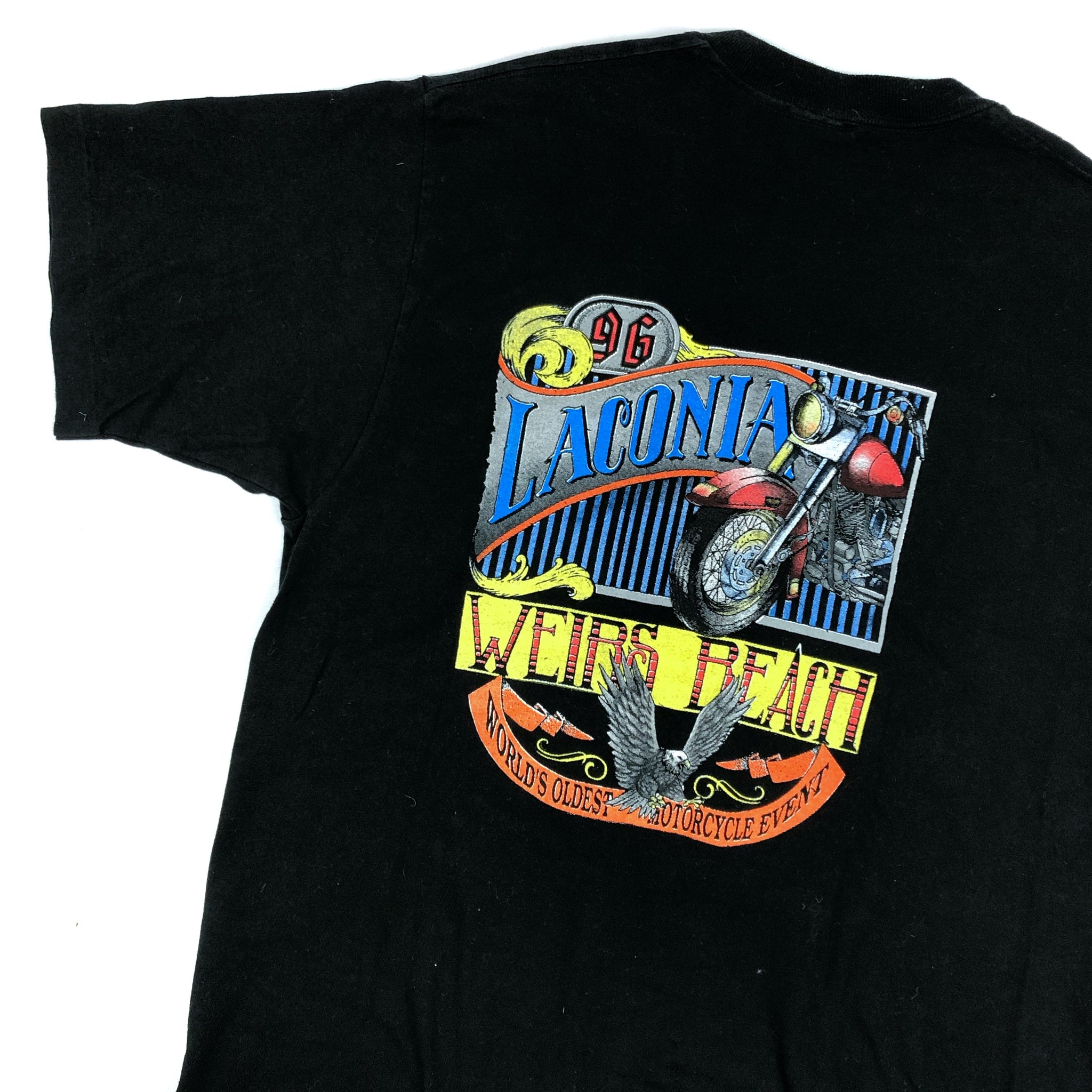 90s Laconia Bike Week Shirt