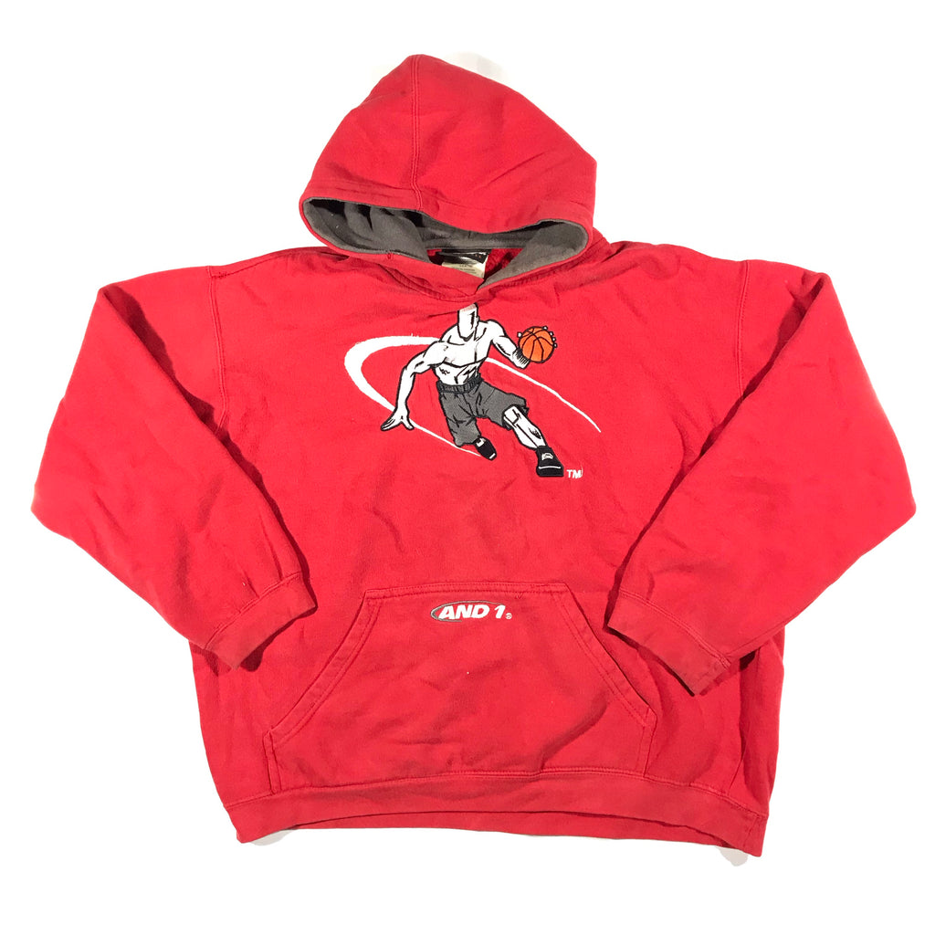 And1 Hoodie. Fits men's small