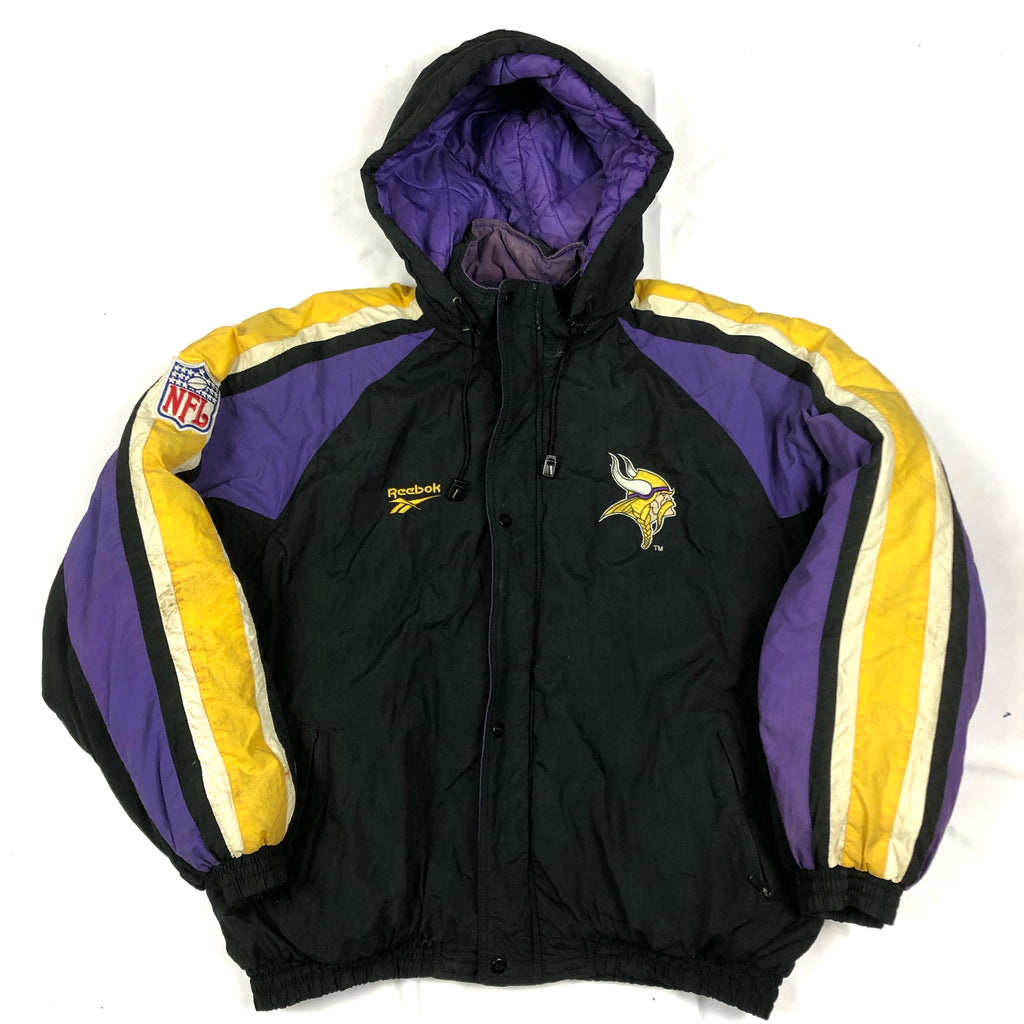Minnesota Vikings Reebok Jacket.