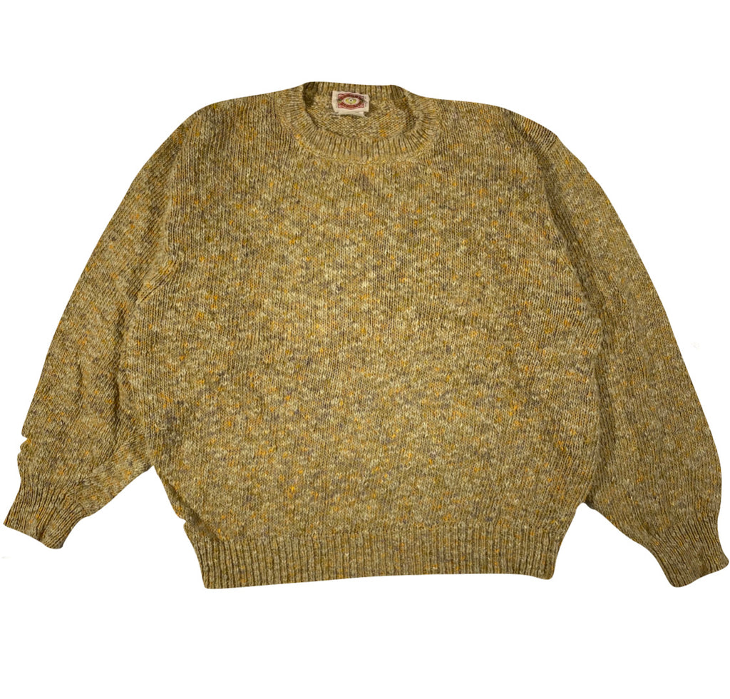 80s Banana republic cotton sweater. Made in italy M/L