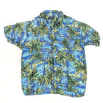 70s Aloha shirt. Hand screened in japan. M/L
