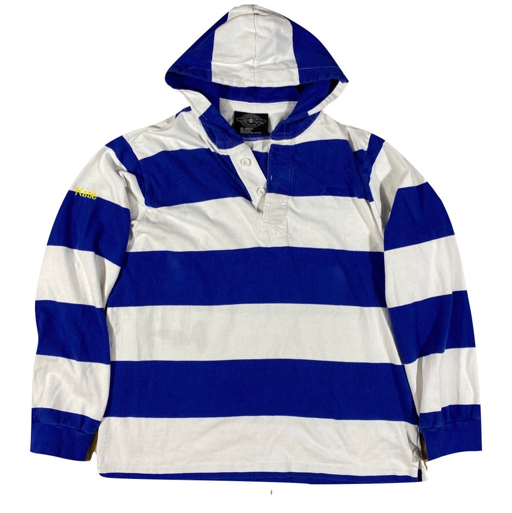 "Hooded rugby ""katie""  medium"