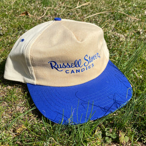 Russell stover snapback hat