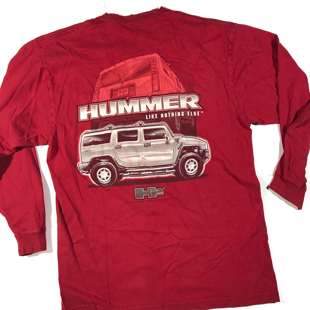 Hummer H2 long sleeve. L/XL