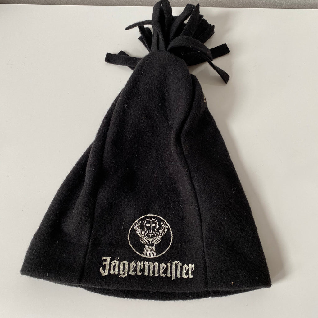 Jager fleece hat.
