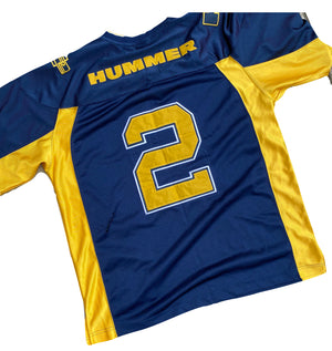 HUMMER H2 jersey. Great condition overall. the back has a slide mark/hole. L/XL