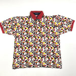 Tommy hilfiger flags polo. XL