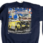 Post 9/11 Port authority aircraft  rescue sweatshirt. Large