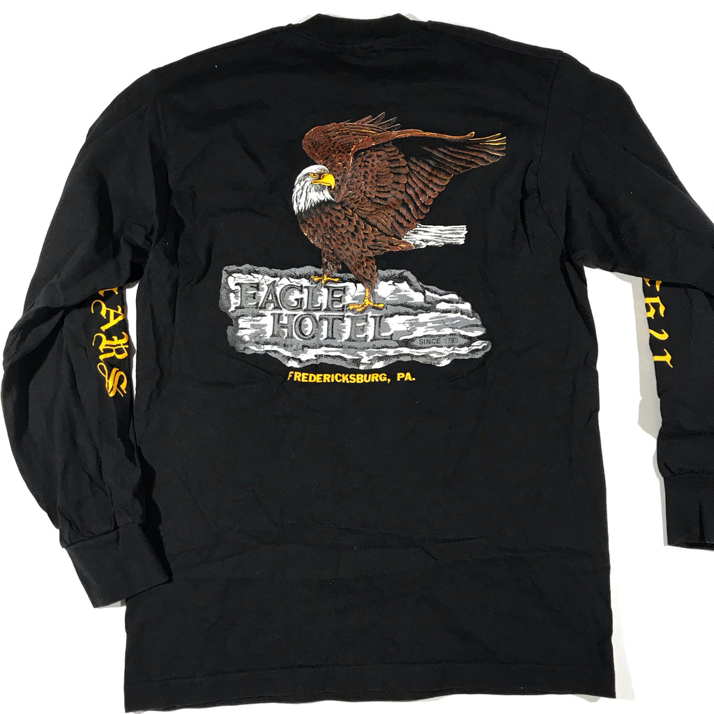 1993 eagle hotel long sleeve. large