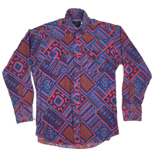 90s Abstract Shirt