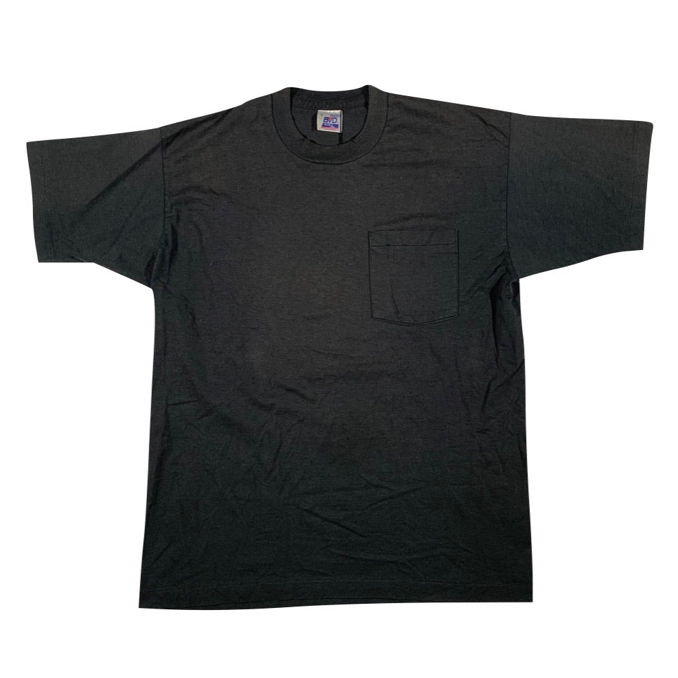 1990's BVD pocket tee. Made in USA. M/L.