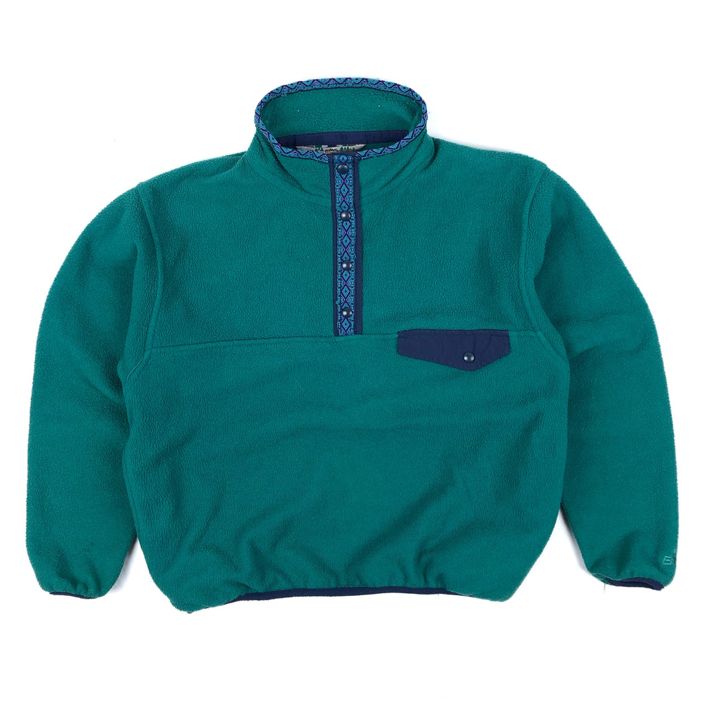 90s EMS Snap-T Fleece