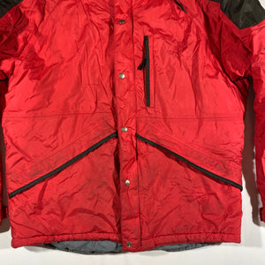 Sierra designs goretex and down jacket. large