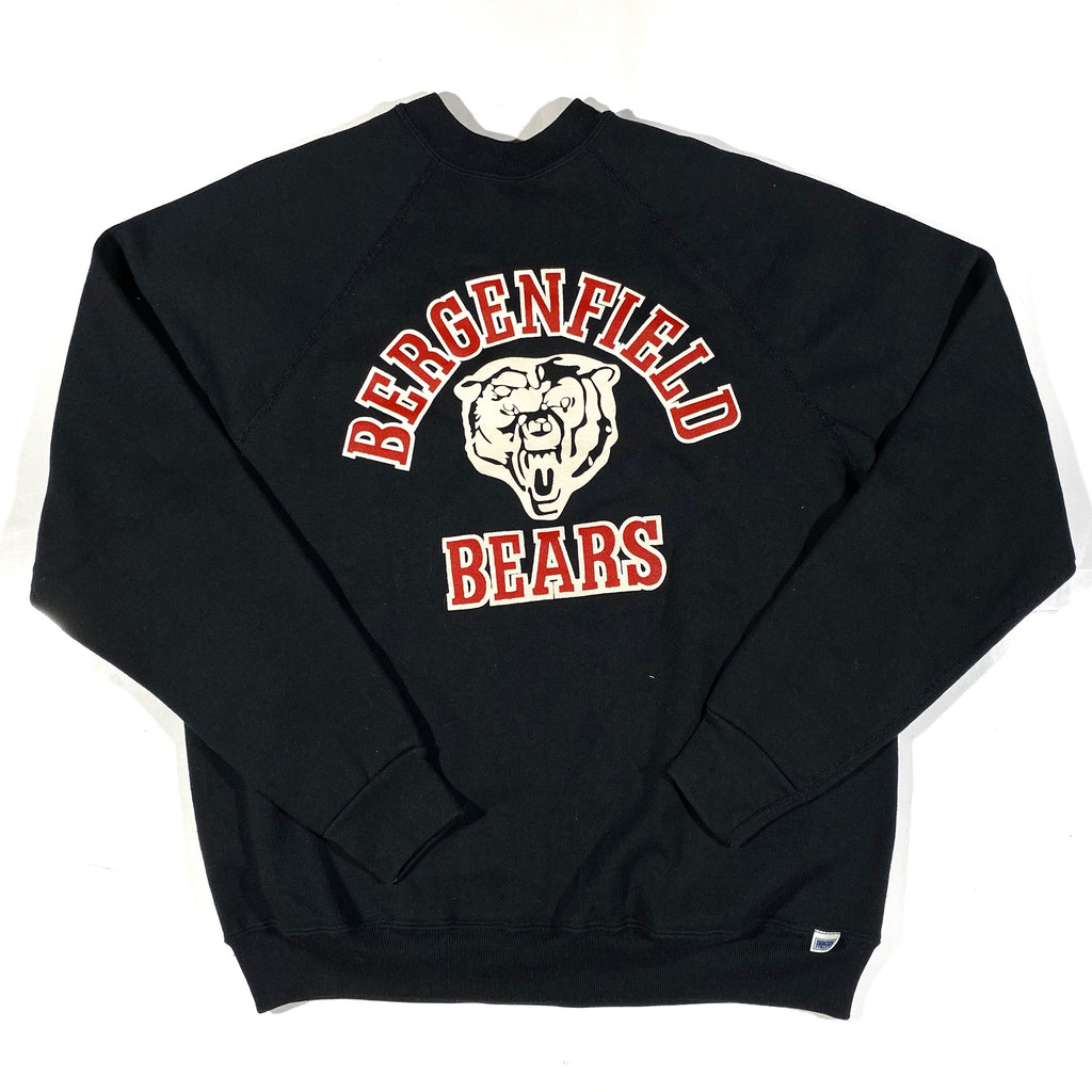 80s Bergenfield bears. new jersey. sweatshirt. large