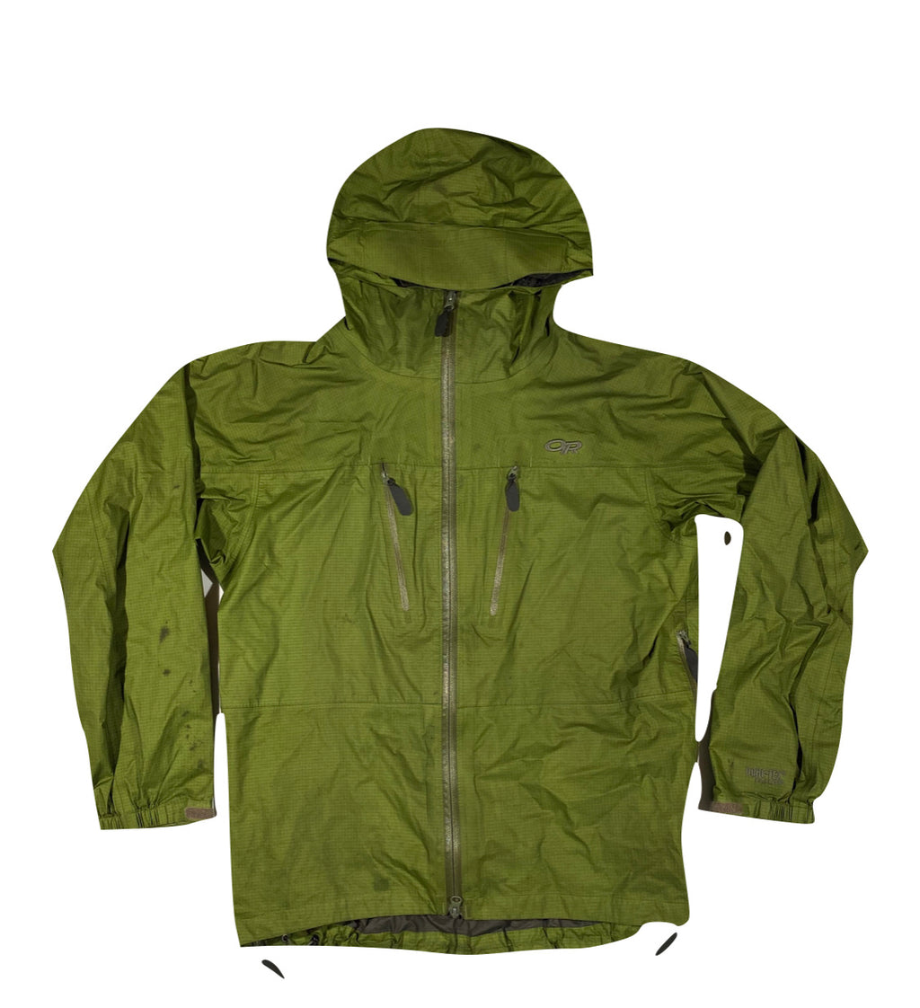 Outdoor research goretex jacket. medium