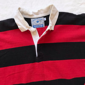 Landsend rugby. made in usa. XL