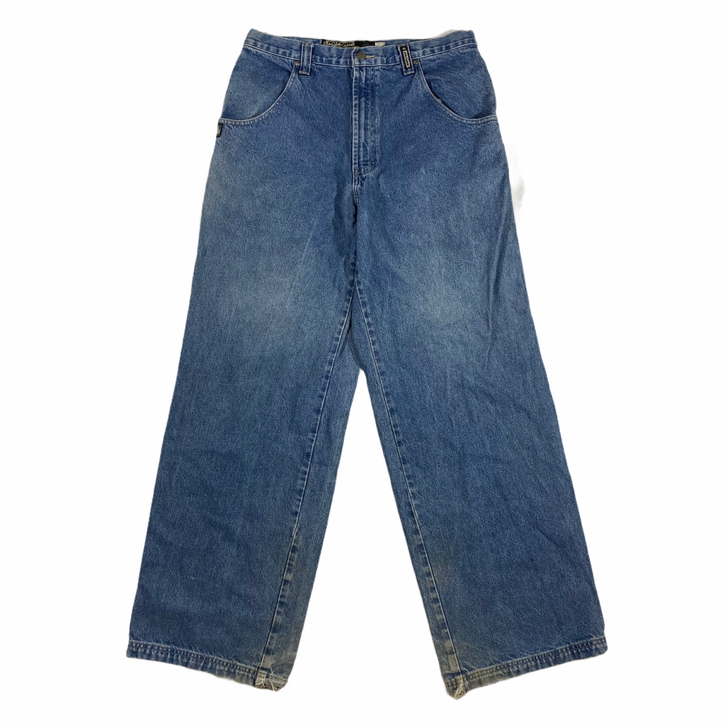 90s No Fear baggy jeans. 34/34