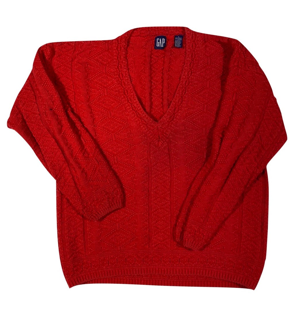Gap cotton sweater. large