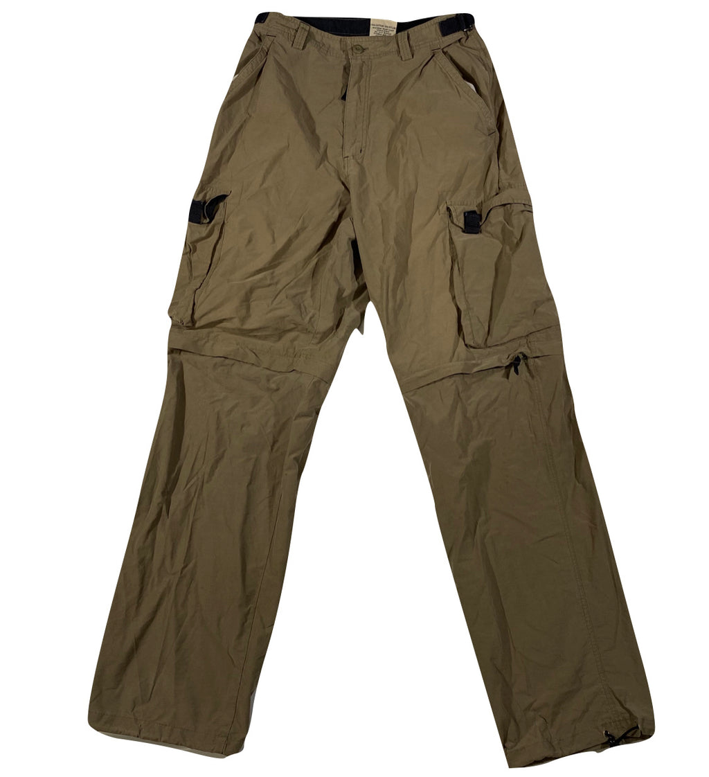 Cynch zip off cargos. 32/34