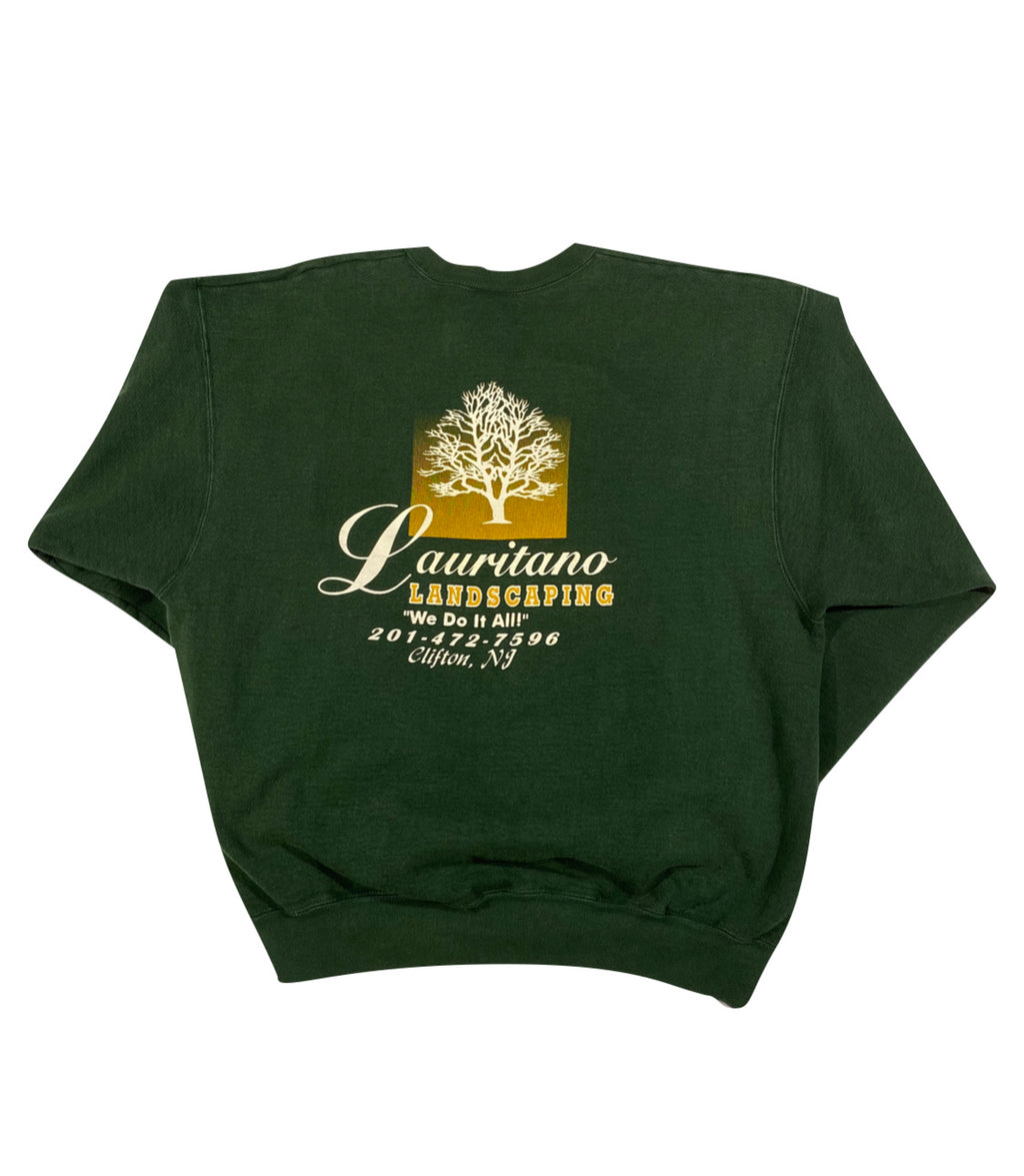 Lauritano landscaping heavy weight sweatshirt. XL