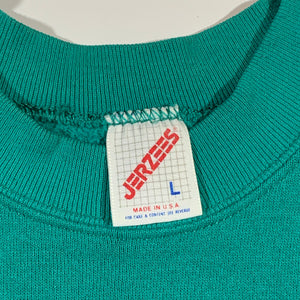 1980's Jerzees blank sweatshirt. Made in USA. M/L.