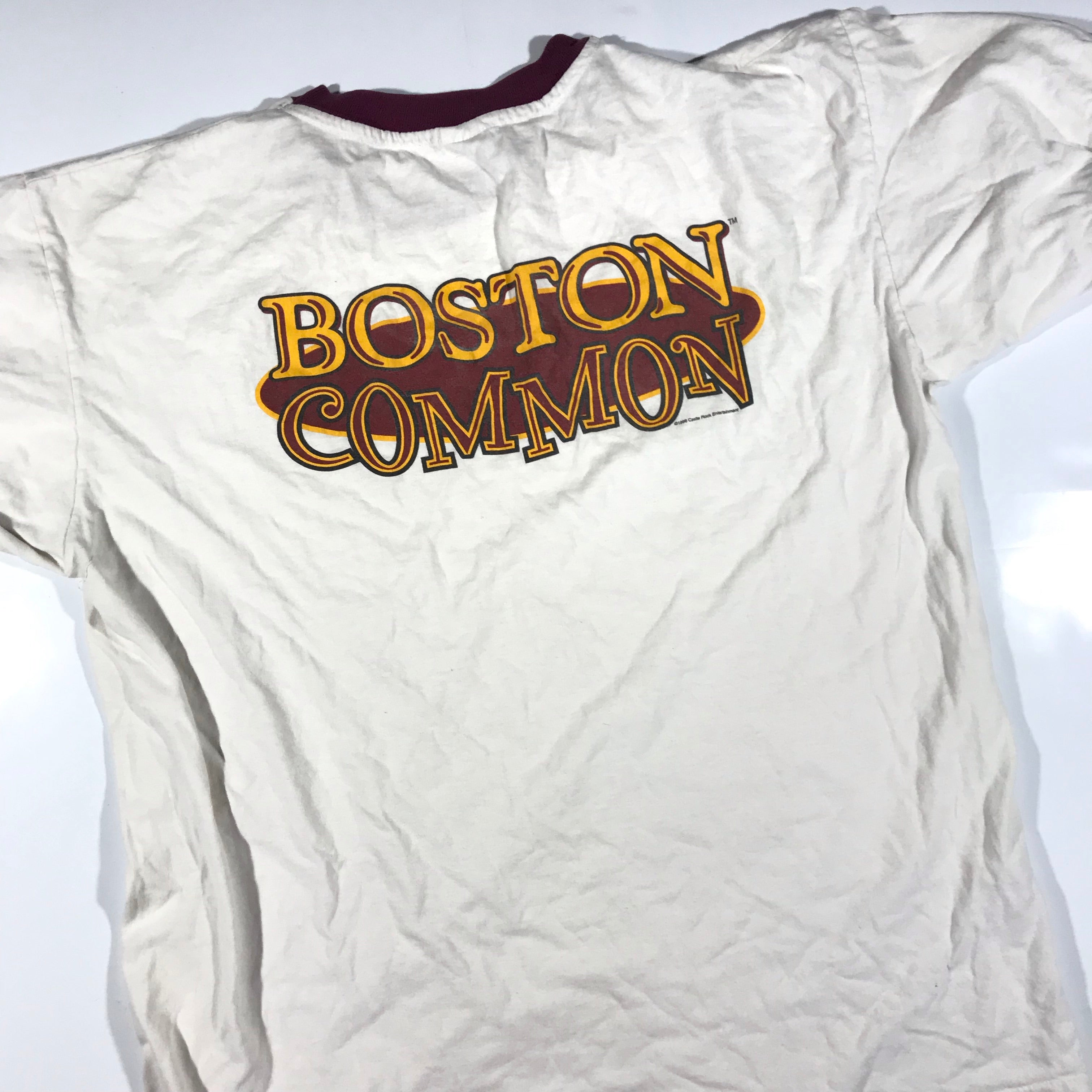 90s Boston common tv show tee. XL