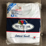 Fruit of the loom 3 pack. made in usa.  xxl