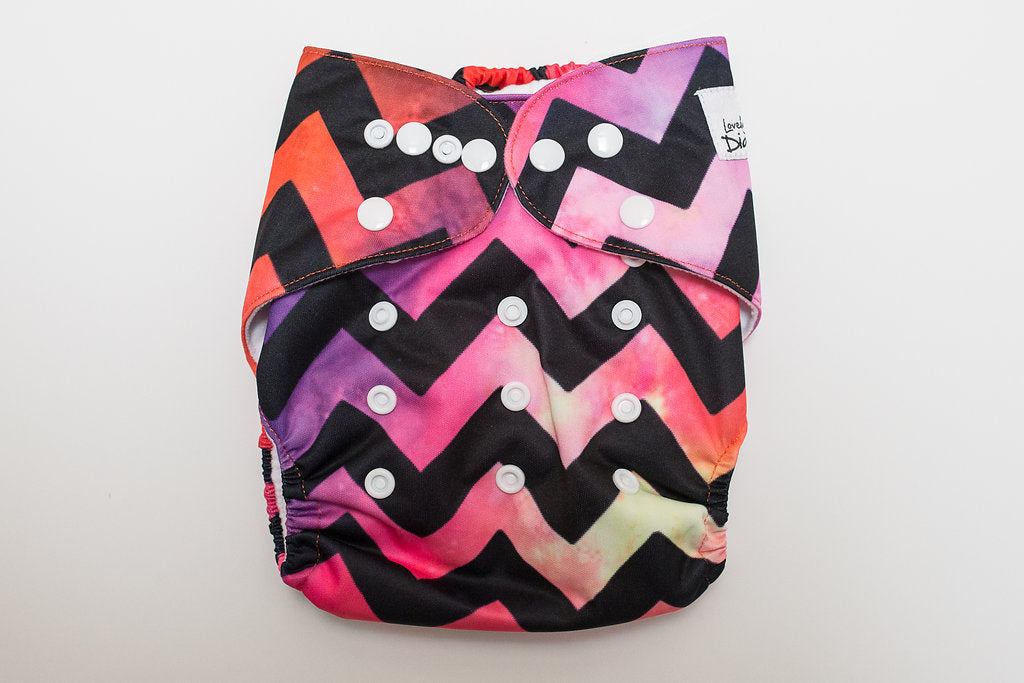 Color Blast Chevron